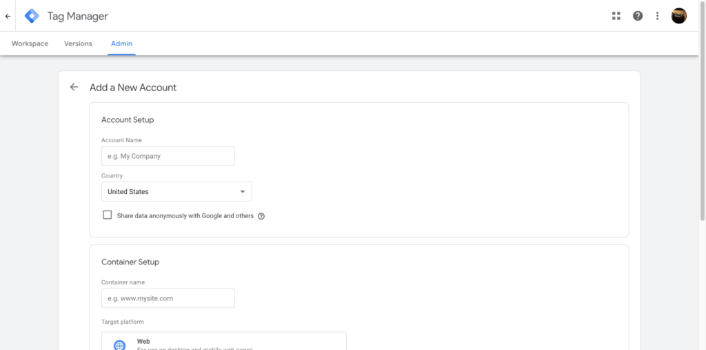 Install Google Tag Manager to Your WordPress Site 3