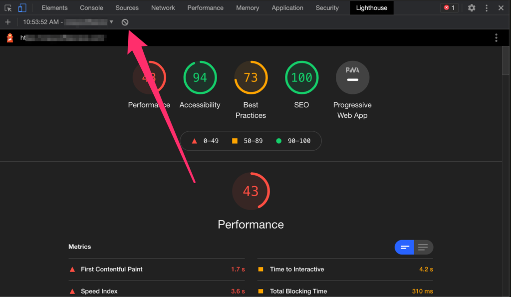 Auditing Your WordPress Site Performance With Lighthouse For Free 5