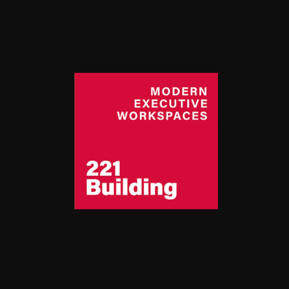 221 building logo