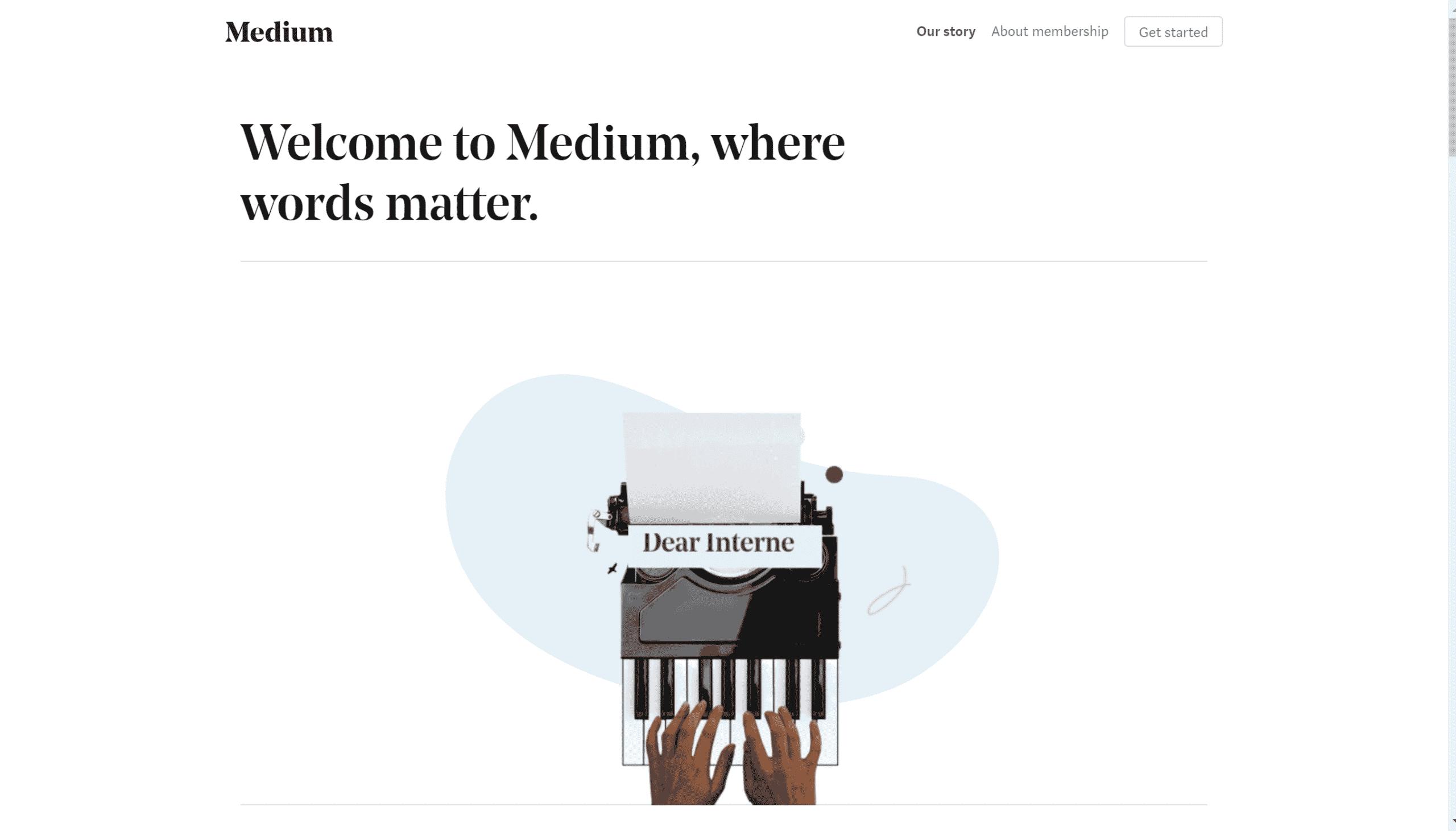 About Medium.com