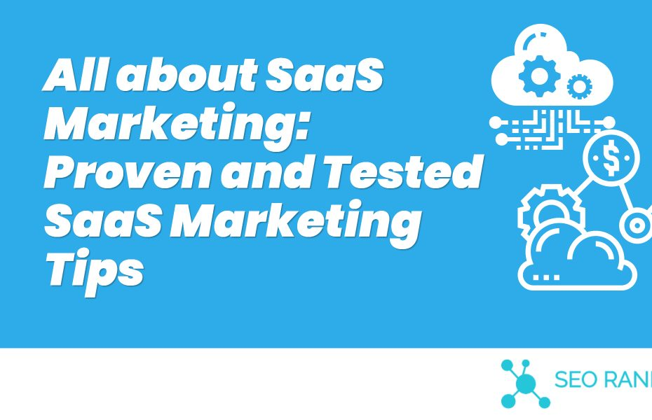 saas marketing tips